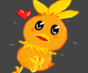 Torchick loves you