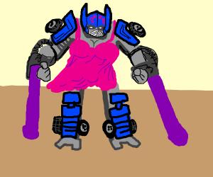 lgbt optimus prime