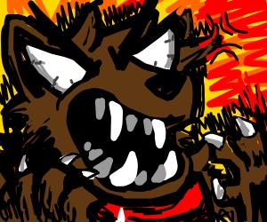 werewolf is livid
