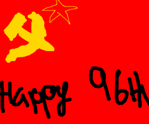 USSR Anniversary (Why)
