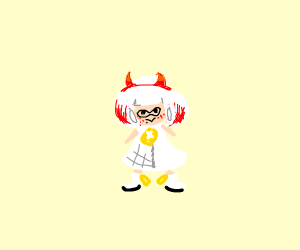 smoll & angry devil