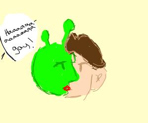 Shrek is gaaaaaaaaaaayyyyyyy