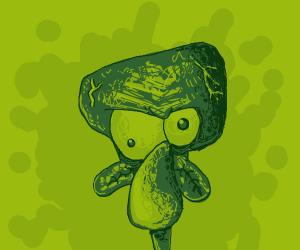 misfigured squidward