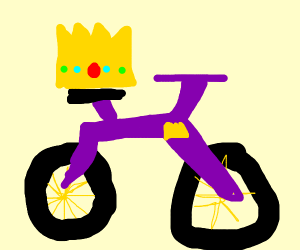 royal bicycle