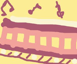 The Music Train