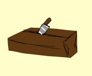 Knife in a Box