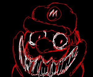 Mario is broken