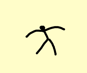 stickman krumping