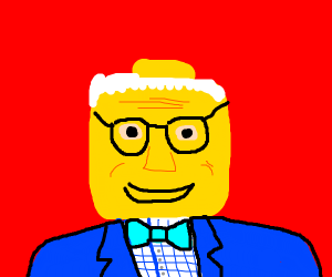 Michael from the good place legoman