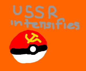 pokeball is a communist