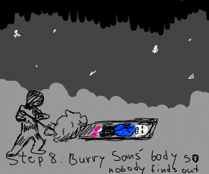 Step7: kill Sans once and for all