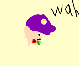 Waluigi (may have drunk a tad too much)