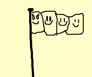 Happy Flag