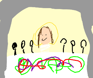 The Last Supper (by Da Vinci)