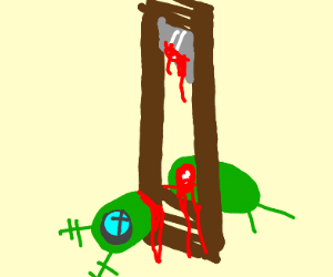 Decapitated Plankton