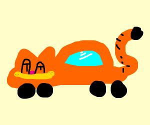 garfield car