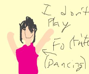 default dance - Drawception