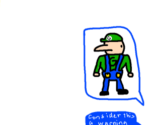 Gruigi (Gru + Luigi)