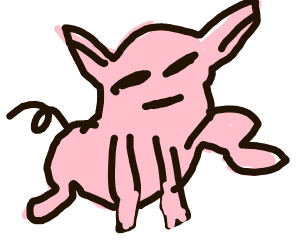 Very Important Pig!