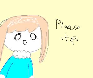 "Guy ""Please Stop."""