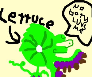 Hideous Lettuce
