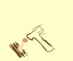Doughy Nail