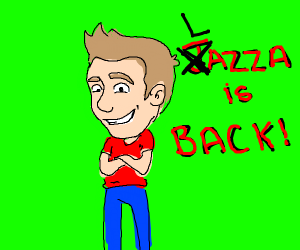 Lazza is back!