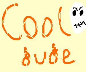 Cool dude x3 (papyrus)