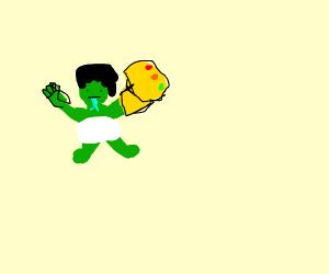 If thanos and hulk had a child