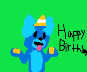 birthday furry