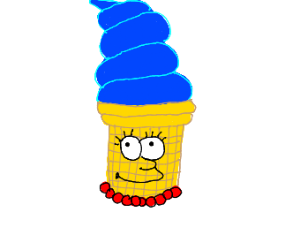 marge is icecream