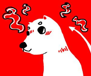 a demon dog