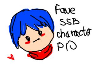 Fab. Super smash character PIO