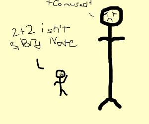 Confused big nate