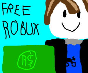 Free Robux Drawception