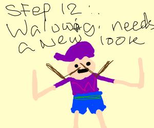 Step 11: Waluigi is now playable!