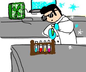 Cool Chemist