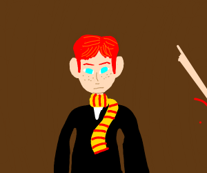 ron harry potter