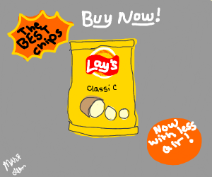 lays potato chips ad