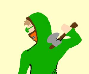 Fav Creepypasta character PIO