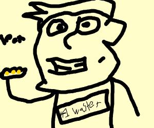 #1 Waiter