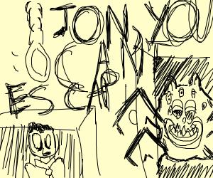 Garfield vs Jon