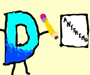 "Drawception draws ""Anything"""