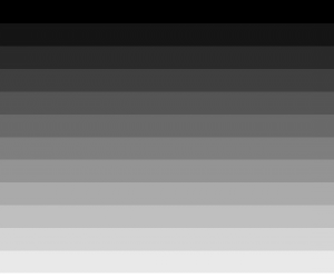 Cool gradient