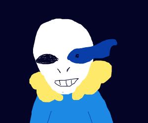 SANS gets a mii avatar