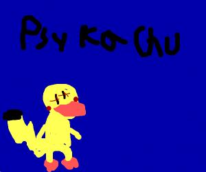 Pikachu + psyduck =