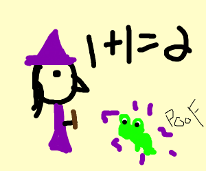 Math is witchcraft