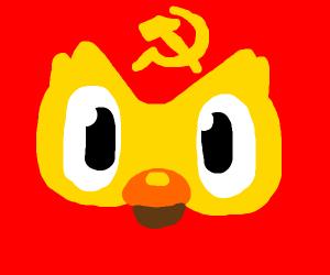 Communist Duolingo