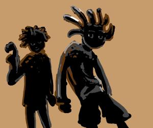 Hand heads