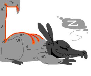 Pokemon Sleeping